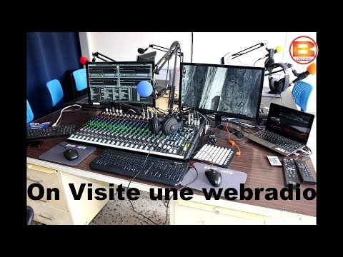 On Visite une webradio