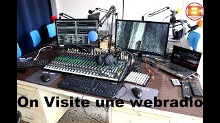 On Visite une webradio