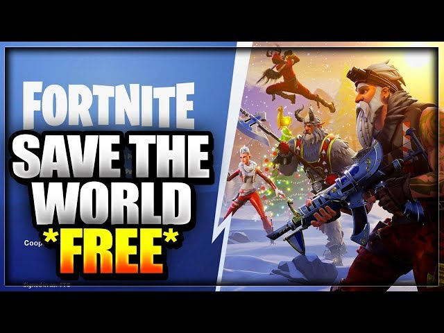 03 36 - fortnite save the world for free pc