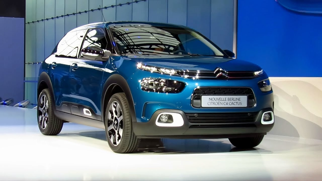 2018 citroen c4 cactus world premiere youtube. Black Bedroom Furniture Sets. Home Design Ideas