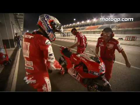 Qatar calling: The 2010 MotoGP season is close!