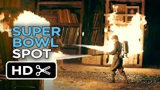 The Monuments Men Official Super Bowl Spot (2013) - George Clooney Movie HD