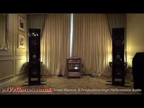Usher Audio Technology, Usher Loudspeakers