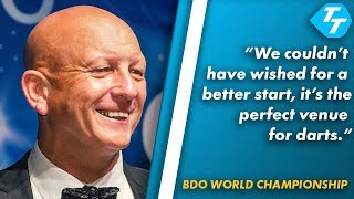 Paul Booth talks Indigo Experience so far   PLUS World Championship Prediction