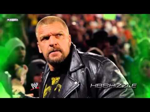 2013 2015 Triple H WWE Theme Song