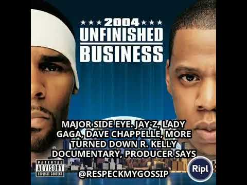 Major Side Eye. JAY-Z, Lady Gaga, Dave Chappelle, More Turned Down R. Kelly Documentary Mp3
