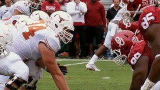 Football pregame motivational video: Oklahoma [Oct. 10, 2015]