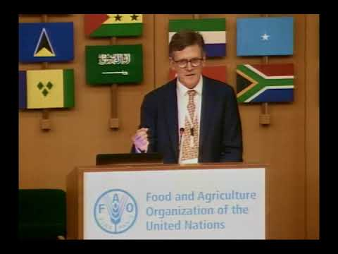 A Call for Action on Climate Change – Closing remarks by Mark Holderness at GACSA Annual Forum