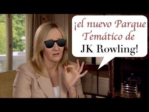 ¡JK Rowling contesta sus preguntas!