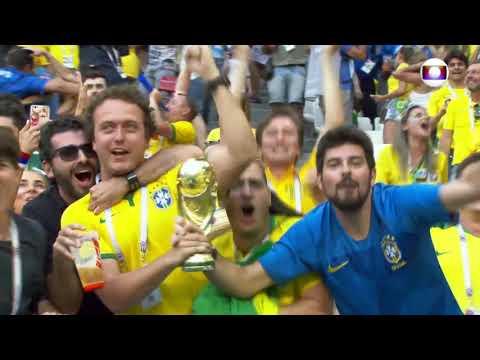 Copa do Mundo: Os melhores momentos entre Brasil x México