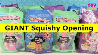 Jumbo Squish Dee Lish Squishy Blind Bag Opening Toy Review | PSToyReviews