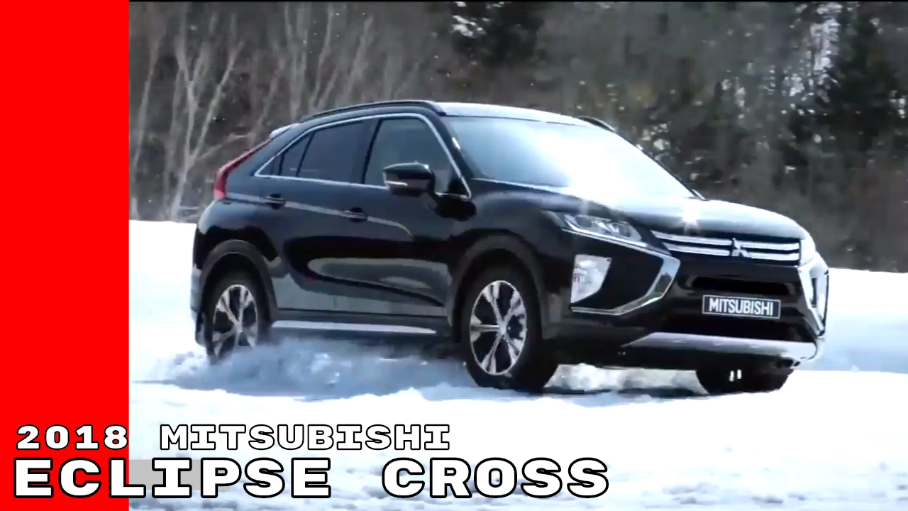 2018 mitsubishi eclipse cross youtube. Black Bedroom Furniture Sets. Home Design Ideas