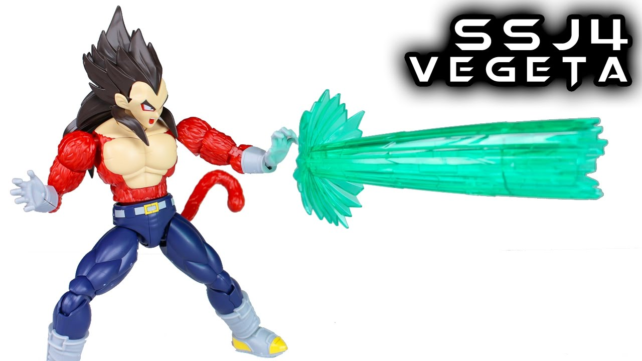 Figure-rise SUPER SAIYAN 4 VEGETA Dragon Ball Model Kit