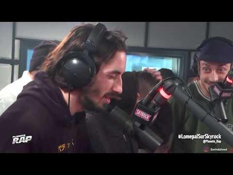 Florilèges Planète Rap Lomepal ( JeanJass,Roméo Elvis,Di-meh,Slimk,Ichon,Georgio,Alkpote...)