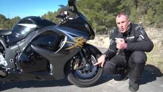 motosx1000 : Test Suzuki Hayabusa 1300