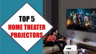 Top 5 Best Home Theater Projectors 2018 | Best Home Theater Projector Review By Jumpy Express