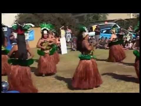 Tinas Ports o Paradise at Aloha Beach Fest 2016
