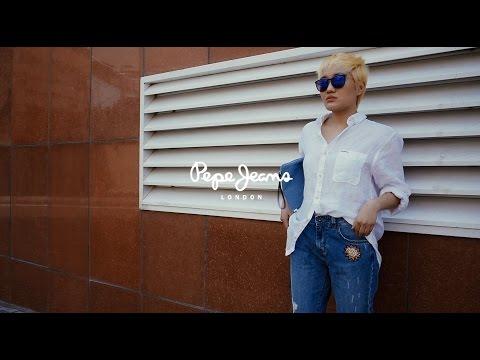 AIEN JAMIR: Pepe Jeans #PepeWalkThisWay