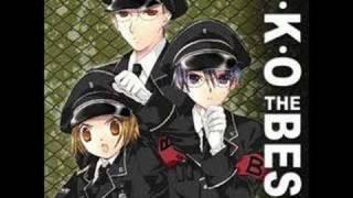 【P・K・O THE BEST】01 BLACK AMBITION