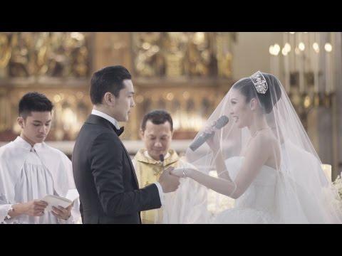 Sandra Dewi and Harvey Moeis' Wedding Ceremony