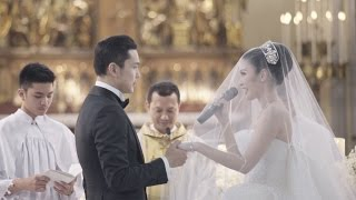Sandra Dewi and Harvey Moeis' Wedding Ceremony