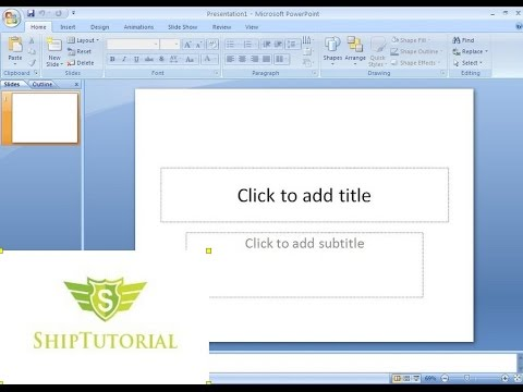how to make a powerpoint without microsoft powerpoint