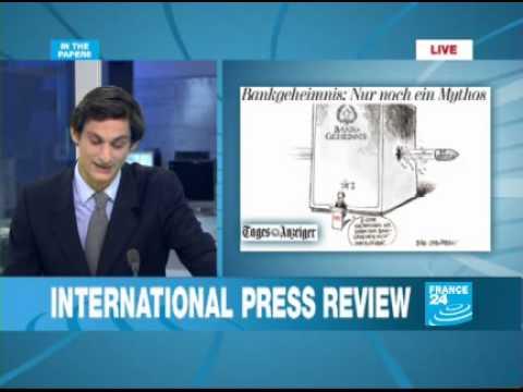 """Obama is """"declaring war on Switzerland"""""""