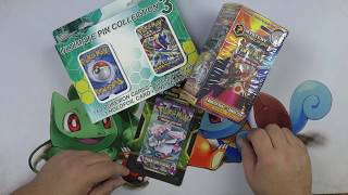 Wacky Wednesday : Pokemon Mystery Power Box, Ultimate Pin Collection 3, and a Toys R' Us Package
