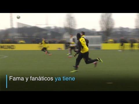 Usain Bolt más cerca de su sueño futbolístico