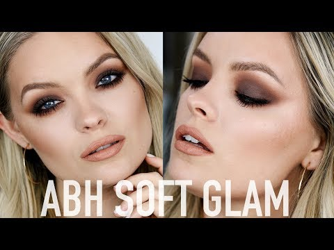 NEW! Soft Glam Palette Tutorial - Anastasia Beverly Hills