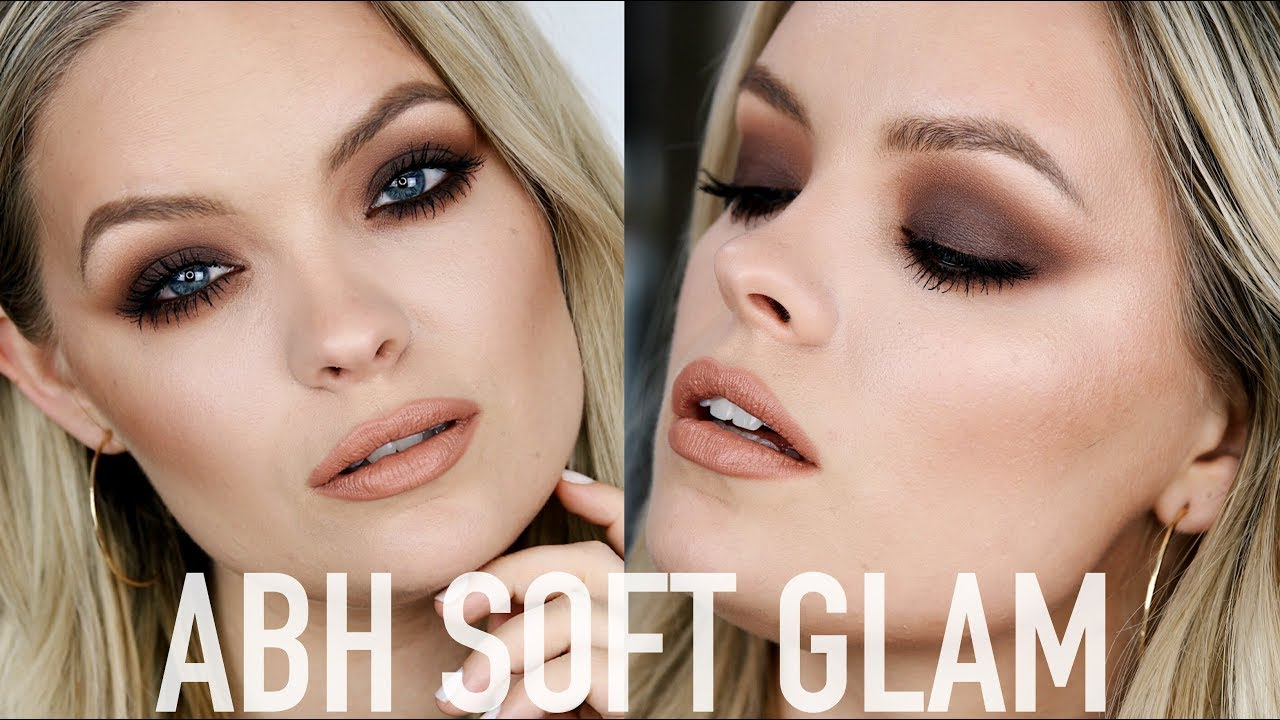New Soft Glam Palette Tutorial Anastasia Beverly Hills