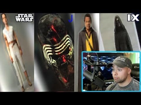 Episode 9 New LEAKED Photos FULL BREAKDOWN - Star Wars Theory