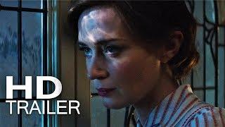 O RETORNO DE MARY POPPINS | Trailer (2018) Legendado HD