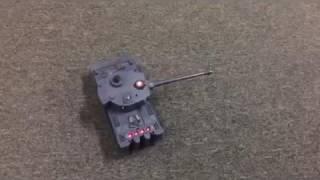 Радіокерований танковий бій