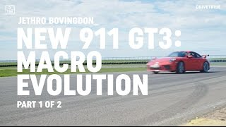REVIEW: Porsche 911 GT3 – the new 493bhp supercar tested on track