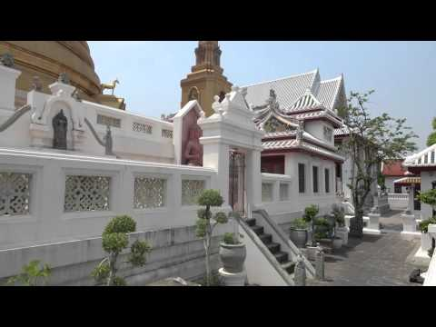 Khao San Road Area Walking Tour - Bangkok - Thailand