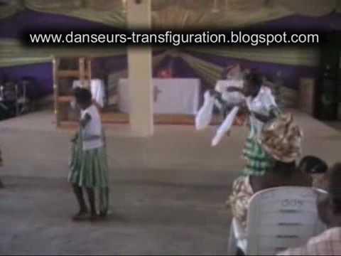Inua Jesu danseurs Asu Ekiye