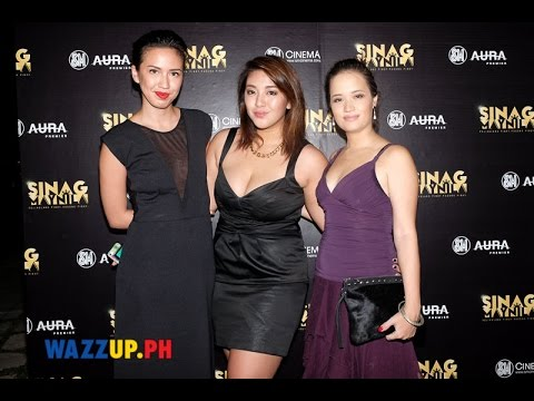 Interview: Cast of Ninja Party Winner SM People's Choice Awards Sinag Maynila