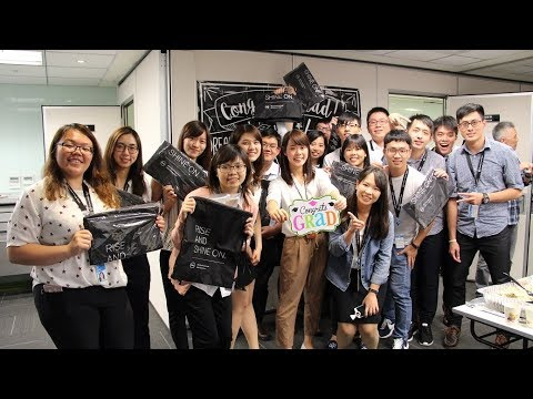 Hear about the Life At Dell from our 2017 Taiwan summer interns