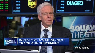 Charles Dallara: Odds of a recession grow 'significantly' if trade war continues