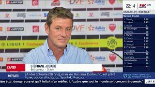 """S. Jobard, entraîneur de Dijon : """"Wesley Saïd nous a affirmé sa volonté de nous quitter"""""""