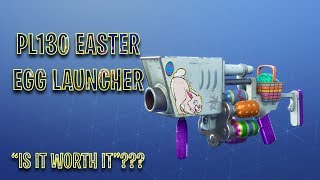 """Fortnite Save the World PVE PL130 Easter Egg Launcher """"Is it worth it""""?"""