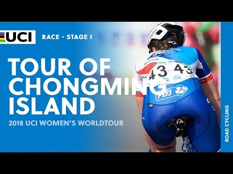 2018 UCI Women's WorldTour – Tour of Chongming Island stage 1 – Highlights