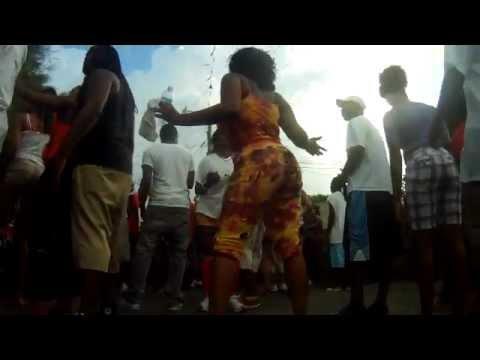(HMP) Virgin Gorda Rise & Shine (Jouvert) Tramp 2012 Part 2 of 3