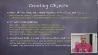 Stanford University Developing iOS 7 Apps: Lecture 4 - Foundation and Attributed Strings