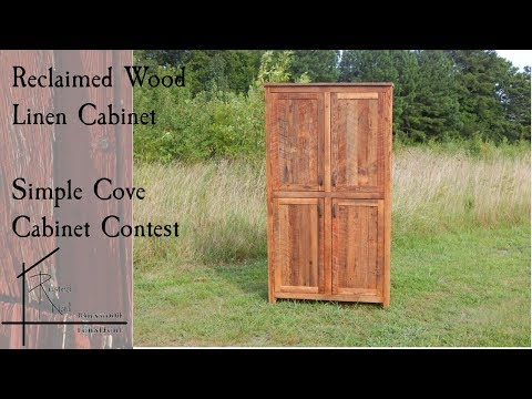 reclaimed-wood-linen-cabinet-|-woodworking-|-simple-cove-contest