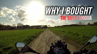 Why I Bought the BMW S1000XR over the Ducati Multistrada
