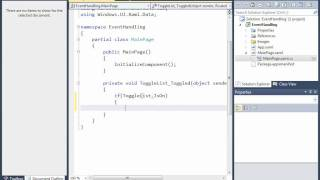 XAML tutorial visual studio for beginners with examples video pdf