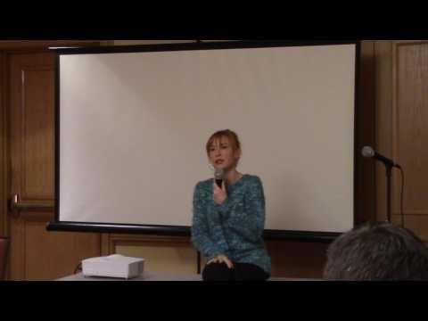 COAF 2017  Karen Strassman Q&A Panel
