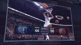 [Ep. 03/15-16] Inside The NBA (on TNT) Halftime Report – Memphis vs. Portland Highlights